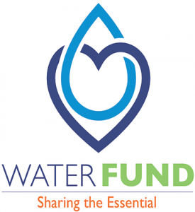 water fund - sharing the essential logo