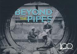 Beyond the pipes Book Cover