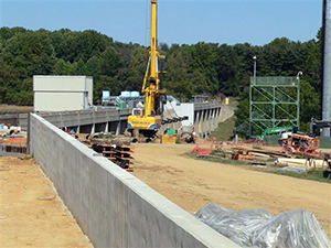 Duckett Dam Project