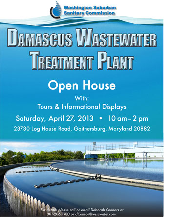 Damascus Wastewater Treatment Plant