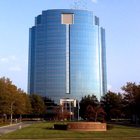 Richard C. Hocevar Building - WSSC Headquarters